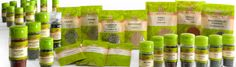 Meira spice packages