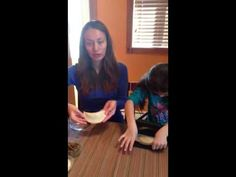 Brief demonstration using Empanada Fork at home with my daughter. Please share! TY!
