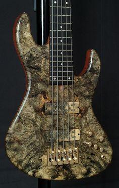 Willows Custom 5 String Bass | 23jt