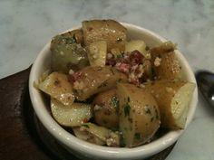 Braised Baby Artichokes, Fingerling Potatoes, Asiago & Salami Toscana ...