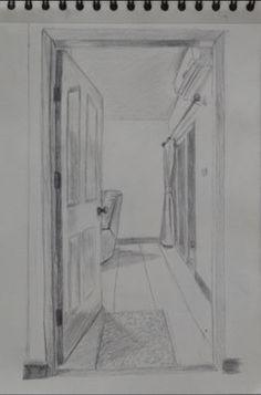 open door drawing. Open Door Drawing 11/16