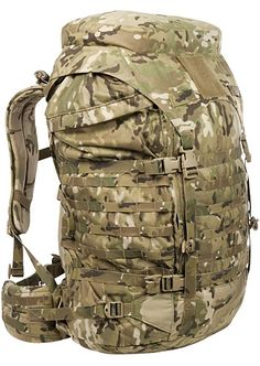 The CHIEF Patrol contract was granted through Natick's Special Operations Office after an extensive source selection process and rigorous testing of packs from six other companies. The backpack meets the U.S. Special Operations Forces requirements to provide a load carriage system that delivers top-performance.