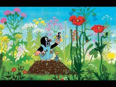 Zdeněk Miler was the multitalented creative artist, animator, and storyteller whose genius brought the adorable figure of The Little Mole – Krtek or Krteček . Make Happy, Happy Kids, Uv Lack, Got Him, Mole, Storytelling, The Creator, Minnie Mouse, Creatures