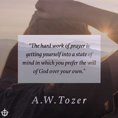 Prayer protects us with the peace of God. #7Marks