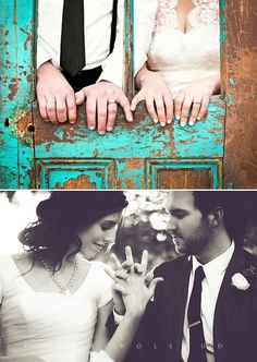 5 pictures to be taken at your wedding. holding hands