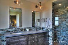 Santa Barbara Ca, Real Estate Photography, Mirror, Bathroom, Places, Ocean, Unique, Home Decor, Bath Room