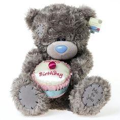 ┌iiiii┐                                                              Happy Birthday Cupcake Tatty Teddy