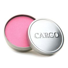 CARGO Blush For Cheeks, Amalfi 0.32 oz (9 g) (85 PEN) ❤ liked on Polyvore featuring beauty products, makeup, cheek makeup, blush, blush brush, cargo blush and shimmer blush
