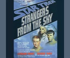 Star Trek: Strangers from the Sky / Margaret Wander Bonanno | Borrow the digital audiobook for free with your Mesa Public Library card and hoopla digital. #hoopladigital