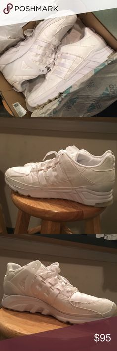 NEW in BOX adidas eqt running support SIZE 12 New Never Worn In Box Adidas Equipment Running Support Men's Size 12 Shoes!! Check the pics out, shoot me an offer. 🏃🏽Torsion Sole---EQT Running Support 93 adidas Shoes Athletic Shoes
