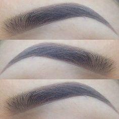 eyebrows on fleek.