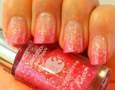 Review and Tutorial on Kiss Gradation Polishes. Ombre nails!