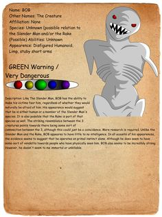 creepypasta profiles | ... - Journal entry bob by shadowgerbil-d4gvkpn.jpg – Creepypasta Wiki