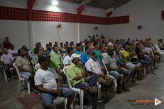 NONATO NOTÍCIAS: Agricultores se reúnem para discutir situação do p...