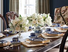 The Appeal of Blue and White China