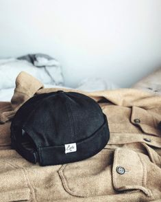 bb362814 CPTN originals   Black   100% cotton   Sailor cap   Men's fashion Mens  fashion
