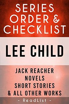 Product review for Lee Child Series Order & Checklist: Jack Reacher Series Chornological Order, Novels, Short Stories, Plus All Other Works and Stand-Alone Books with Synopsis (Series List Book 5) -  Reviews of Lee Child Series Order & Checklist: Jack Reacher Series Chornological Order, Novels, Short Stories, Plus All Other Works and Stand-Alone Books with Synopsis (Series List Book 5). Lee Child Series Order & Checklist: Jack Reacher Series Chornological Order,