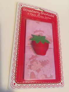 http://www.ebay.com/itm/Vintage-Strawberry-Shortcake-Style-Sticky-Notes-2-Pack-50-sheets-each-/112055842844?hash=item1a170c781c:g:33AAAOSwEetV~047