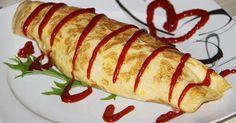 Omuraisu - Reis im Omelette