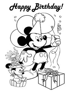 Its going to be a very happy birthday indeed! #Mickey90 ...