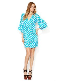 Silk Posh Tunic by Alice & Trixie at Gilt