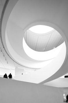 #white #interiors #architecture