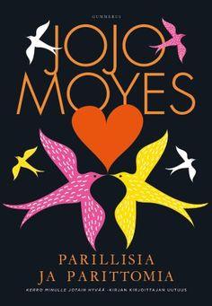 Jojo Moyes: Parillisia ja parittomia