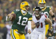 Atlanta Falcons Vs Green Bay Packers 10 30 16 Nfl Pick Odds And Prediction Pinterest