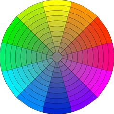 Color Wheel 12-hr with 9 tones by FengL0ng