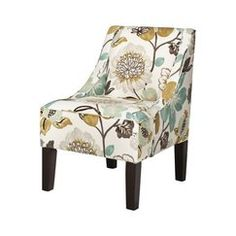 I think this is the office chair I've been searching for.  It's almost as fabulous as Stella & Dot.