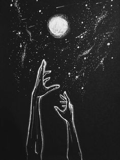 stars art with girl drawing black and white - Bing images Out of my reach. Black Paper Drawing, Scratchboard Art, Star Art, Moon Art, Art Drawings Sketches, White Art, Art Inspo, Paper Art, Canvas Art