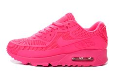 all pink airmax | Nike Air Max 90 Womens 2014 Running Shoes all pink