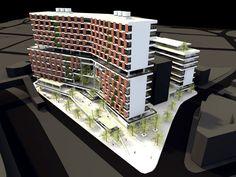 mínima arquitetura e urbanismo - Complexo Multifuncional Vila Prudente