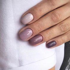 nails french tip - nails french tip . nails french tip color . nails french tip with design . nails french tip glitter . nails french tip ombre . nails french tip acrylic . nails french tip coffin . nails french tip short Purple Ombre Nails, Gradient Nails, Acrylic Nails, Coffin Nails, Glitter Nails, Marbled Nails, Pastel Pink Nails, Plum Nails, Pastel Nail Art