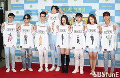 Running Man Korean, Ji Hyo Running Man, Korean Variety Shows, Korean Shows, Running Man Members, Kwang Soo, 9th Anniversary, Men Tv, Markiplier
