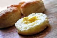 98 calorie 4g protein biscuits(makes 6): 1c flour, 1t sugar, 1/2T b powder, 1/4t salt, 1/2c greek yogurt, 1/4c milk