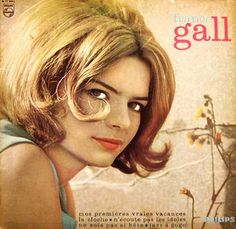 France Gall, 1964.