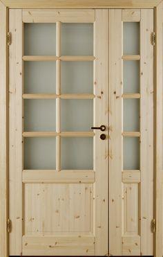 Atle 3 SP8+SP5 - Interior door Made by GK Door, Glommersträsk, Sweden.