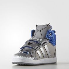 adidas - Hoops Animal Mid Shoes