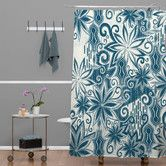 Found it at Wayfair - Khristian A Howell Woven Polyester Moroccan Mirage 1 Shower Curtain