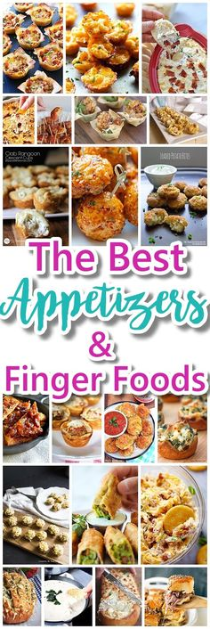 The Best Easy Party Appetizers, Hors D'oeuvres, Delicious Dips and Finger Foods Recipes – Quick family friendly tapas and snacks for Holidays, Tailgating, New Year's Eve and Super Bowl Parties! – Page 2 – Dreaming in DIY