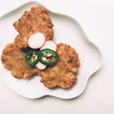 Mshat aka Cauliflower Fritters #ingredients ... | COOKING WITH KADER