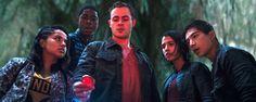 'Power Rangers': Primer vistazo a Megazord  Noticias de interés sobre cine y series. Noticias estrenos adelantos de peliculas y series