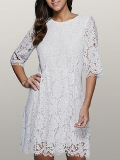 GET $50 NOW | Join Zaful: Get YOUR $50 NOW!http://m.zaful.com/lace-skater-dress-p_218707.html?seid=8nv8ahbst3m17920iupb8mp4h7zf218707