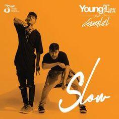 """Saya mendengarkan """"Slow - Young Lex"""". Nikmati musik di JOOX"""