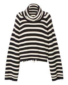 Alexis Stripe Knit Sweater, , hi-res