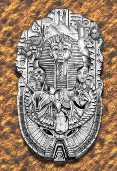 #tattoos #tatoo #tatuajes #egipto Anubis Tattoo, Sphinx Tattoo, Egyptian Symbols, Ancient Egyptian Art, Ancient Symbols, Body Art Tattoos, Tattoo Drawings, Hand Tattoos, Sleeve Tattoos