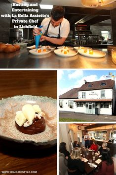 Hosting and Entertaining with La Bella Assiette's Private Chef in Lichfield