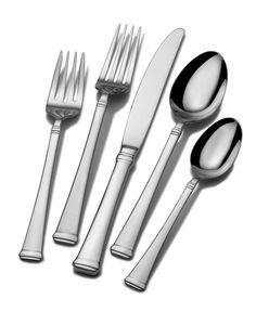 Mikasa Flatware 18/10, Harmony 65 Piece Set - Flatware & Silverware - Dining & Entertaining - Macy's