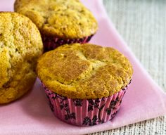 Snickerdoodle Muffins with White Chocolate Cream Cheese Frosting-1-2